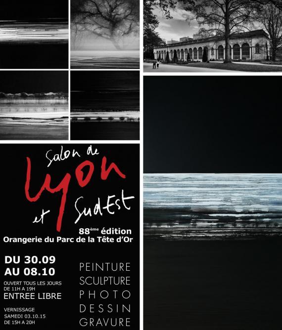 Paul BERGIGNAT au Salon de Lyon et Sud-Est